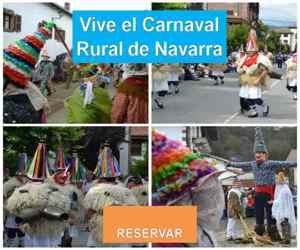 Descubre los Carnavales de Ituren y Zubieta