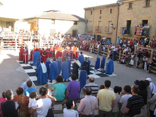 Encuentros - Artajona - Medieval