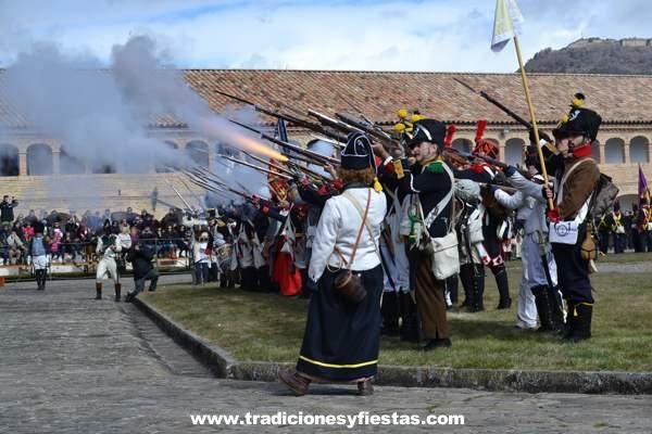 Recreaciones históricas de la guerra de la Independencia Española-imagen3
