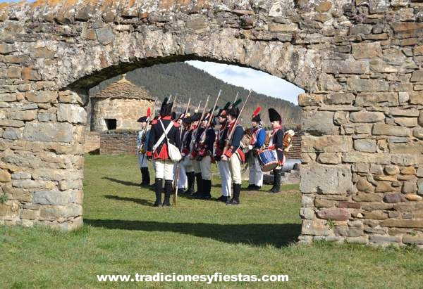 Recreaciones históricas de la guerra de la Independencia Española-imagen1