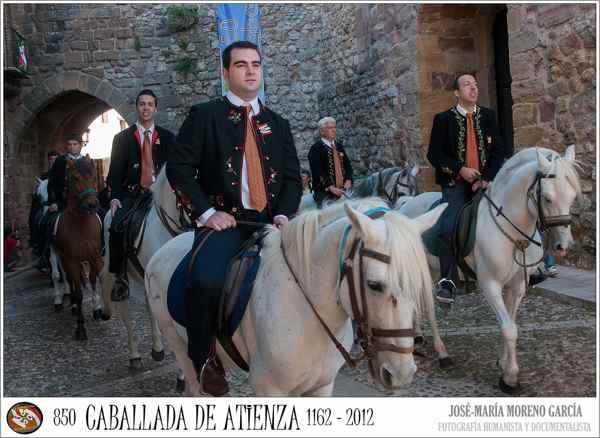 caballada de atienza- guadalajara- tradición- imagen1