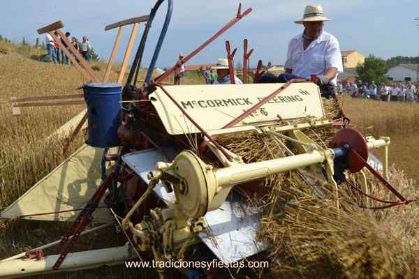 D a del mundo rural miranda de arga tradiciones y - Aperos agricolas antiguos ...