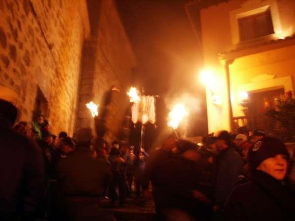 Los Escobazos en Jarandilla de la Vera - Tradicion - Extremadura - Imagen1