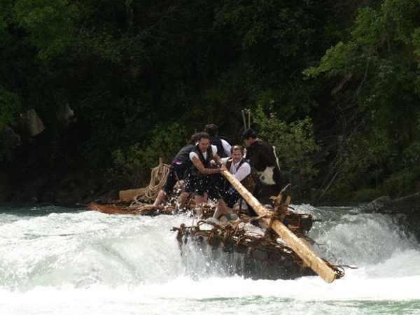 Descenso de Nabatas - Río Cinca - Huesca - imagen1