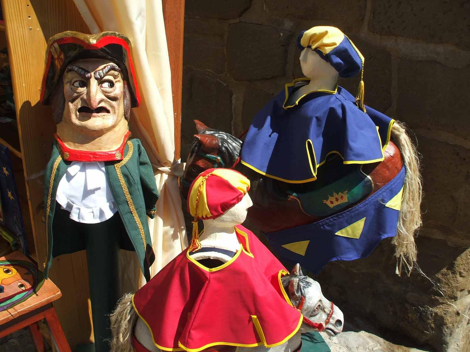 Fiestas Medievales de Olite, Tradición