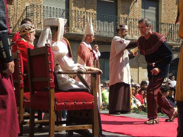 Fiestas medievales de olite - navarra - imagen3