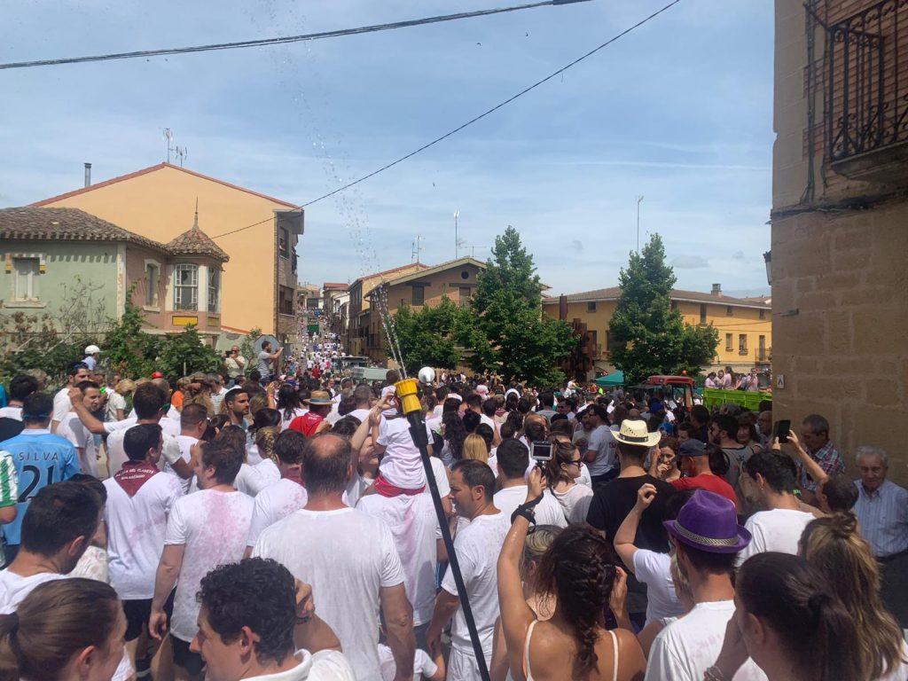 Batalla del Clarete - San Asenio - La Rioja - Imagen1