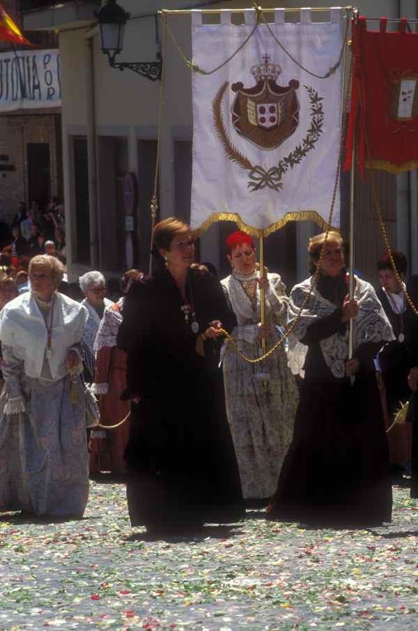 Fiestas del Corpus Christi- tradiciones- España-imagen6