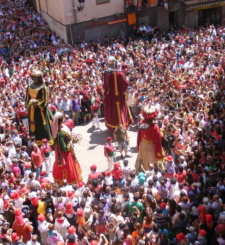 Fiesta de la Patum