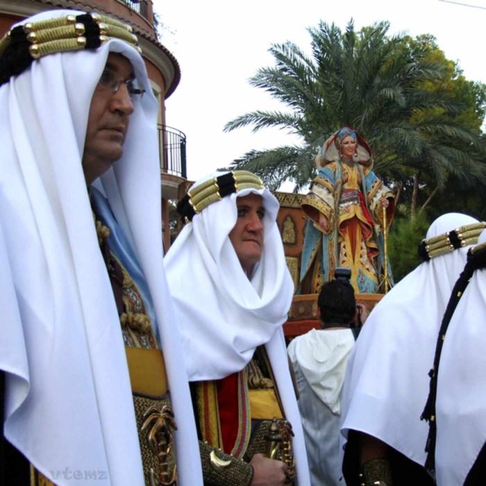 Moros y Cristianos, Fiestas Mayores, Crevillente, Desfile, Tradición