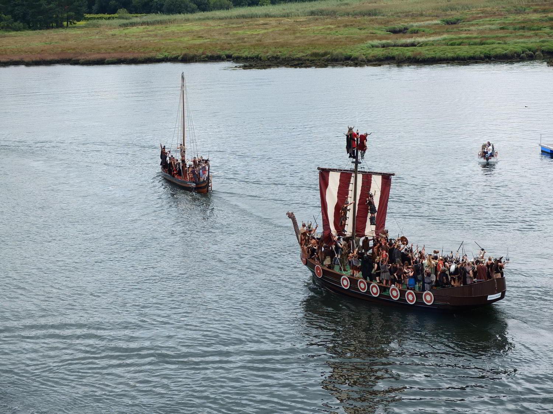 Romería Vikinga de Catoira - Pontevedra - Fiesta - imagen1
