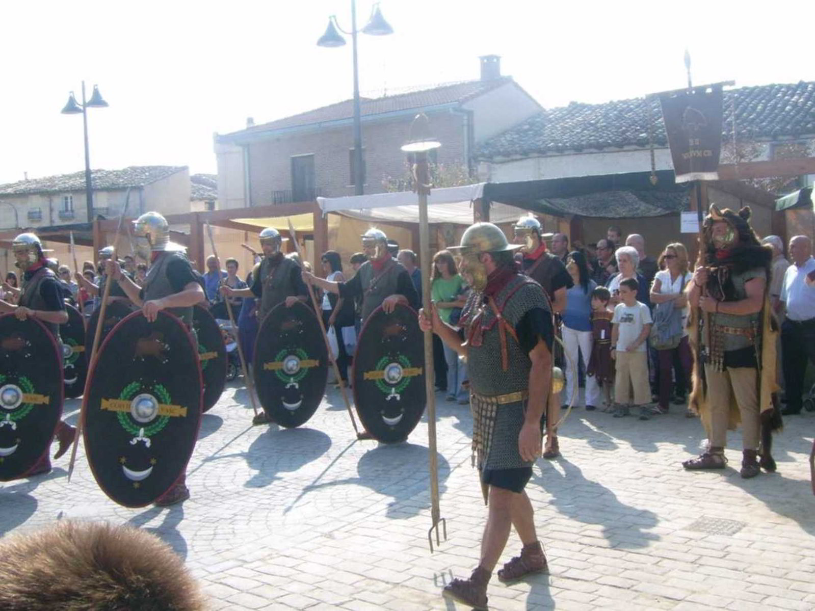 Fiesta romana «Día de Cara» , ven a conocerla!!
