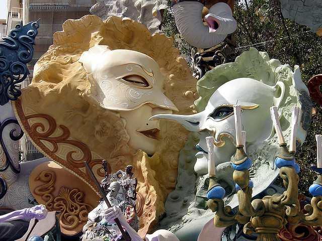 Hogueras de San Juan - Alicante - Fiestas- foto - 1 Evento , autor Jrgcastro