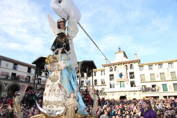 Bajada del Ángel de Tudela- Tradicion- Navarra-blog-imagen 7