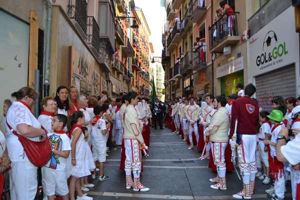 Procesión de San Fermín-Pamplona-Sanfermines- Imagen del blog2