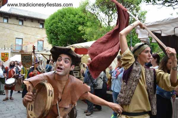 Fiestas medievales de olite - navarra - imagen4