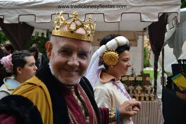 Fiestas medievales de olite - navarra - imagen2