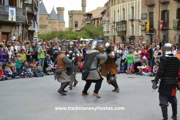 Fiestas medievales de olite - navarra - imagen8