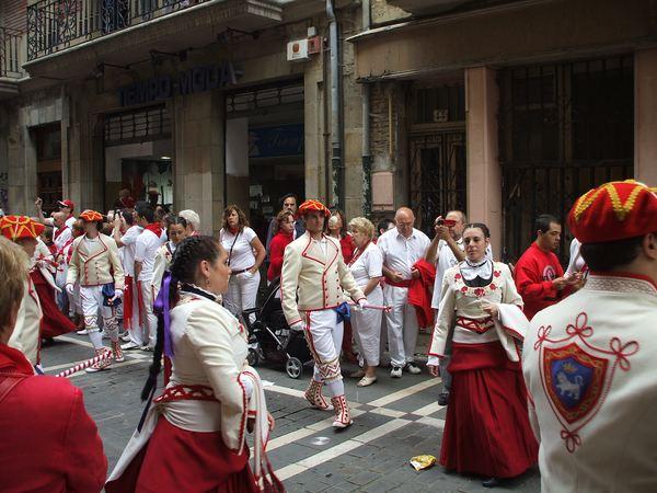 Fiestas de San Fermín - Pamplona - Navarra - imagen1