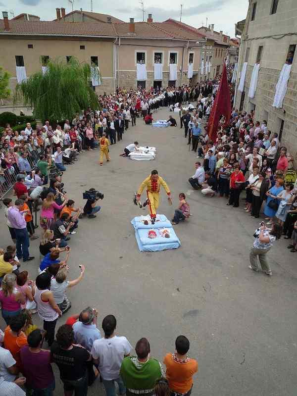 Fiestas del Corpus Christi- tradiciones- España-imagen4