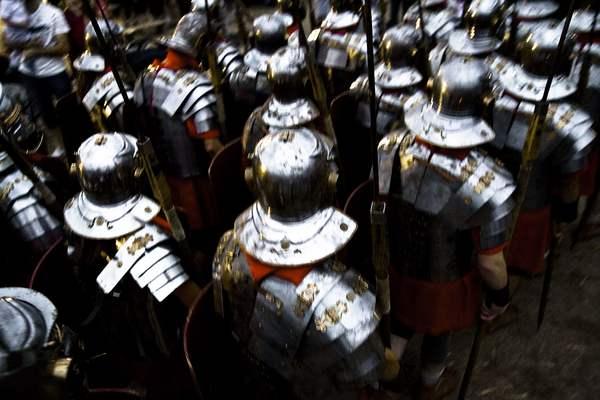 Guerras Cántabras - Los Corrales de Buelna - Fiestas -imagen1