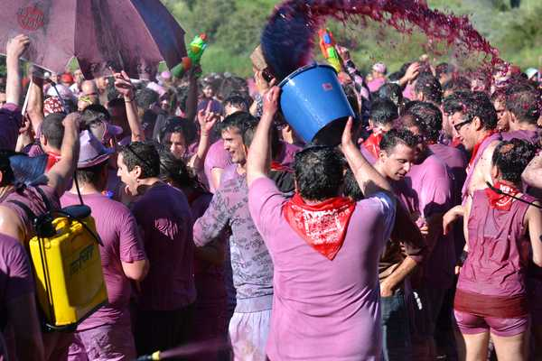Batalla del Vino de Haro - Fiesta- La Rioja- imagen1