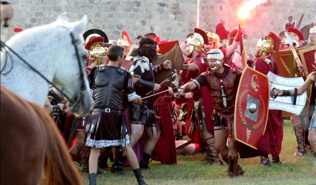 Cartagineses y Romanos se encuentran con la historia