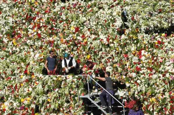 ofrenda de flores-zaragoza-tradicion- foto ofrenda de flores blog3