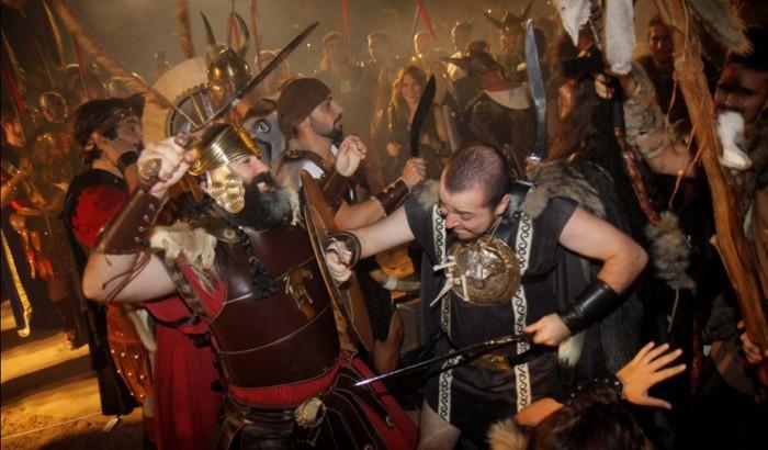Fiestas de cartagineses y romanos - murcia - imagen1