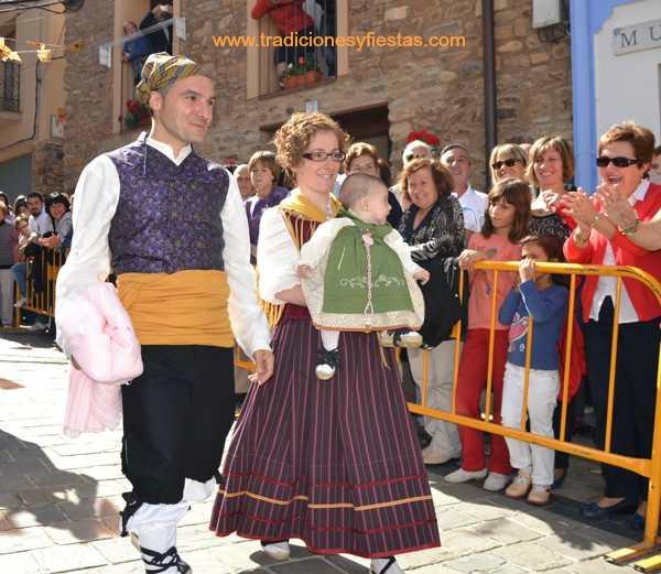 El pesaje de los niños de  lituenigo-rito- tradicion- tradicion-imagen blog V