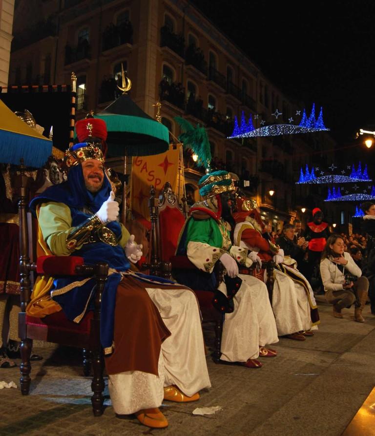 Cabalgata de Reyes Magos de Alcoy