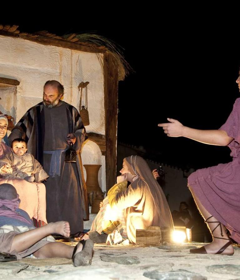 Cabalgata de Reyes Magos de Higuera de la Sierra