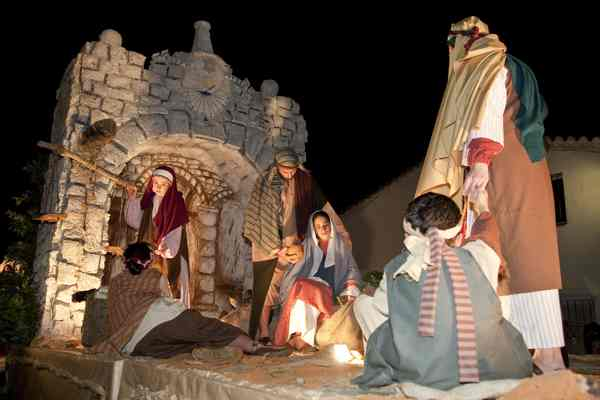 Cabalgata de Reyes Magos de Higuera de la Sierra- tradicion-imagen-evento
