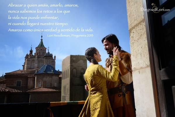 Bodas de Isabel de Segura en Teruel - Fiestas Medievales - imagen1