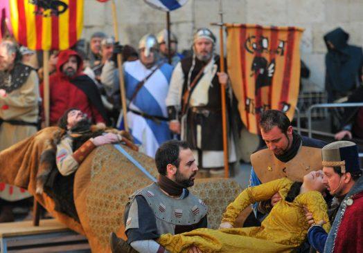 Viaja a la época de los Amantes de Teruel