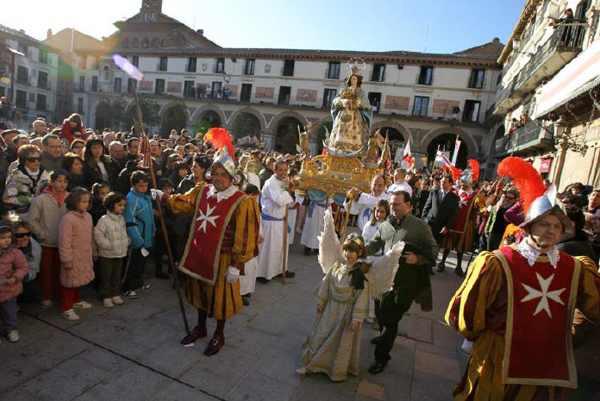 Bajada del Ángel de Tudela- Tradicion- Navarra-blog-imagen 5