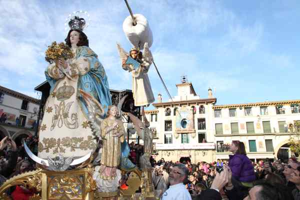 Bajada del Ángel - Tudela - Tradición - Navarra-blog-imagen 3