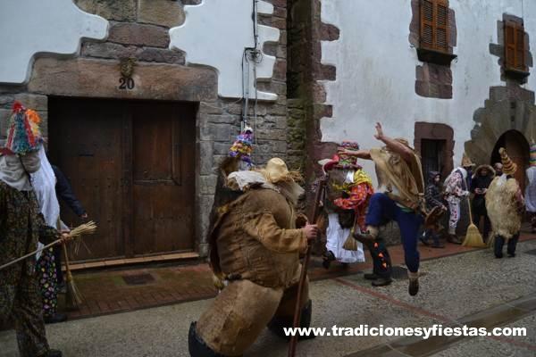 Carnaval de Lantz-Navarra- Tradición-blog-imagen3