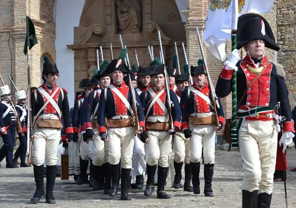 Recreaciones históricas de la guerra de la Independencia Española-imagen8