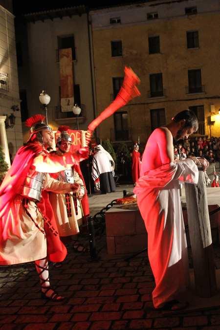 Escenificación de la Pasión de Cristo en Tudela-Semana Santa-blog-imangen5