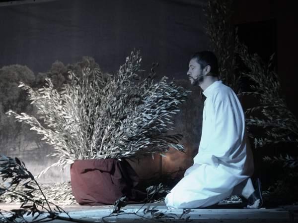 Representación de la Pasión de Cristo en Tudela - Navarra - Semana Santa -imagen1
