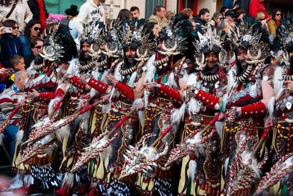 Fiestas de Moros y Cristianos de Alcoy- Alicante- Fiestas-Tradicion