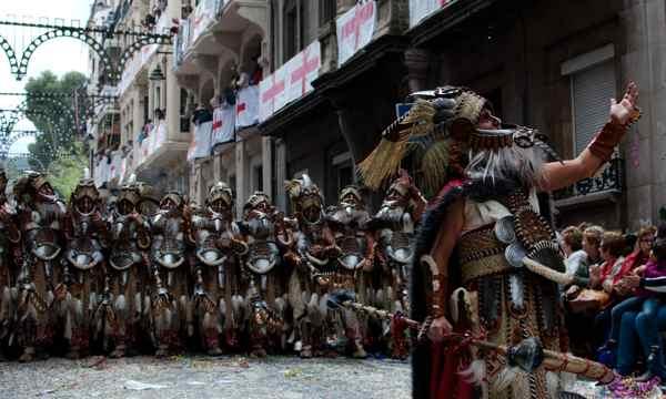 Moros y Cristianos de Alcoy-Alicante-Fiestas-Tradicion
