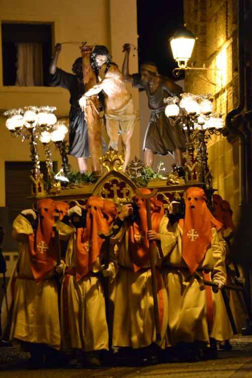 Procesión de Viernes Santo de Corella-Navarra-Semana Santa-Tradicion-imagen9
