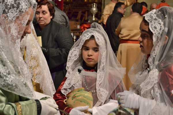 Procesión de Viernes Santo de Corella-Navarra-Semana Santa-Tradicion-imagen1