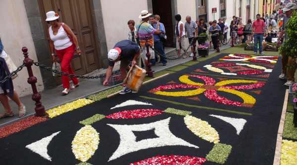 Fiestas del Corpus Christi- tradiciones- España-imagen10