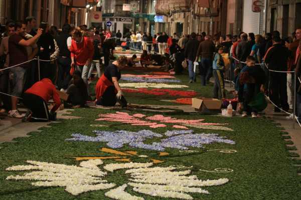 Fiestas del Corpus Christi- tradiciones- España-imagen5