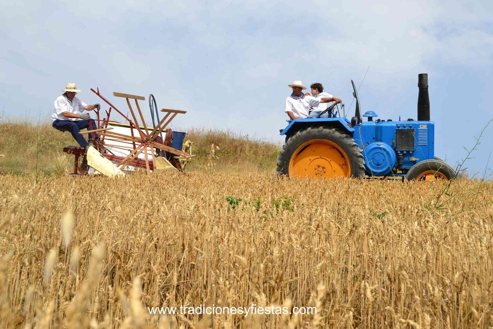 Día del Mundo Rural, recordando antiguos oficios