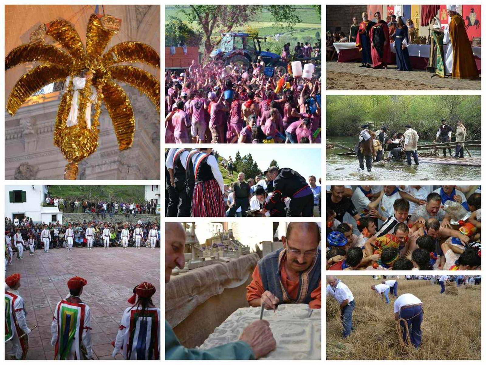 Una fiesta de los oficios, una fiesta medieval y una tradición singular  en 3 videos