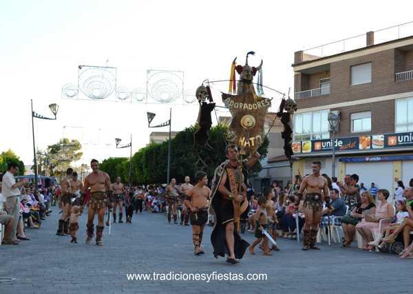 fiestas de sodales ibero-romanos en fortuna-Murcia-imagen2